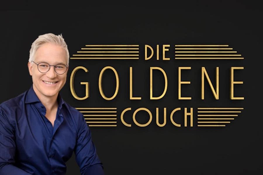 Auf der Goldenen Couch bei Markus Koch
