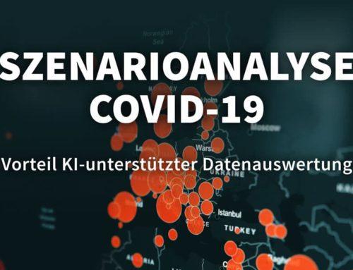 Szenarioanalyse zur COVID-19-Pandemie: Vorteile KI-gestützter Datenauswertungen im Asset Management